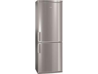 Холодильник с морозильником AEG S73200CNS1 серебристый