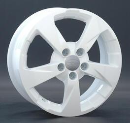 Автомобильный диск литой Replay SB17 6x15 5/100 ET 48 DIA 56,1 White