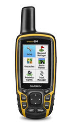 GPS\ГЛОНАСС Навигатор туристический Garmin 64 Russia