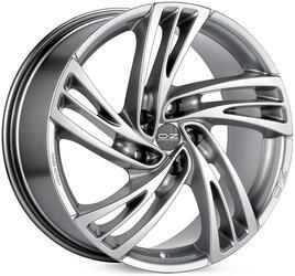 Автомобильный диск Литой OZ Racing Sardegna 9,5x20 5/130 ET 52 DIA 71,56 Crystal Titanium