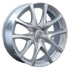 Автомобильный диск литой Replay MZ29 7,5x20 5/114,3 ET 45 DIA 67,1 Sil