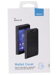 Чехол-книжка  для смартфона Sony Xperia Z3