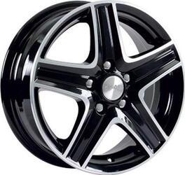 Автомобильный диск Литой Скад Магнум 5,5x14 4/100 ET 49 DIA 56,6 Алмаз