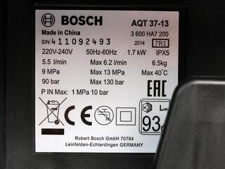 Минимойка Bosch AQT 37-13+