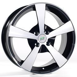 Автомобильный диск Литой Nitro Y201 7x16 4/108 ET 32 DIA 65,1 BFP