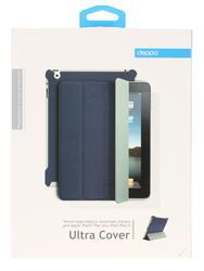 Чехол-книжка для планшета Apple iPad 2, Apple iPad Retina, Apple iPad 3 синий