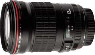 Объектив Canon EF 135mm F2.0 L USM