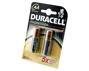 Аккумулятор Duracell HR6-2BL 2000 мАч