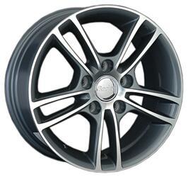Автомобильный диск литой Replay B156 7x16 5/120 ET 44 DIA 72,6 GMF