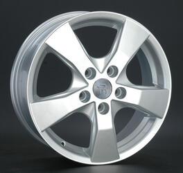 Автомобильный диск литой Replay SZ26 6x16 5/114,3 ET 57 DIA 71,6 Sil