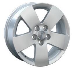 Автомобильный диск литой Replay MI37 6,5x16 5/114,3 ET 39 DIA 67,1 CH