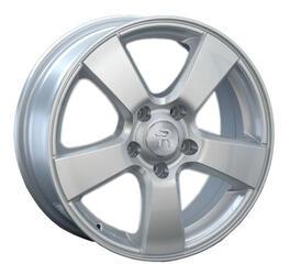 Автомобильный диск литой Replay KI22 6,5x16 5/114,3 ET 41 DIA 67,1 Sil
