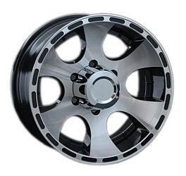 Автомобильный диск Литой LS 156 8x16 6/139,7 ET 10 DIA 93,1 BKF