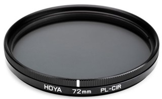 Светофильтр Hoya PL-CIR Slim 72mm