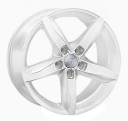 Автомобильный диск литой Replay A37 8x18 5/112 ET 39 DIA 66,6 White
