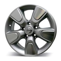 Автомобильный диск Литой Replay NS25 6,5x17 5/114,3 ET 45 DIA 66,1 GMF