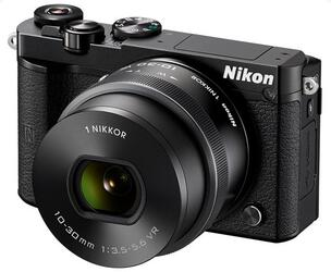 Камера со сменной оптикой Nikon 1 J5 Kit 10-30mm VR + 30-110mm VR