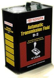 Трансмиссионное масло Toyota АTF D-II 08886-81005