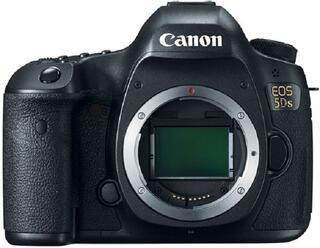 Зеркальная камера Canon EOS 5DS Body черный