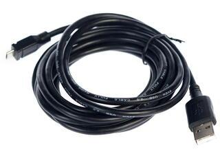 Кабель SVEN USB - micro USB черный