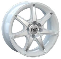 Автомобильный диск Литой NZ SH580 5,5x13 4/98 ET 35 DIA 58,6 White