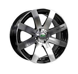 Автомобильный диск Литой Nitro Y823 6,5x15 5/100 ET 38 DIA 57,1 BFP