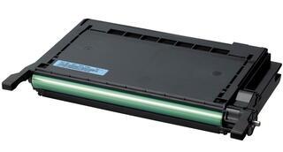 Картридж лазерный Samsung CLP-C600A