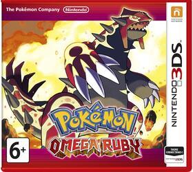 Игра для 3DS Pokemon Omega Ruby