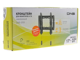 Кронштейн для телевизора DNS-3701