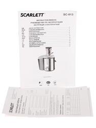 Соковыжималка Scarlett SC013 серебристый