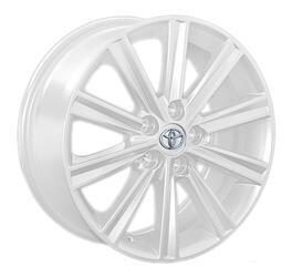 Автомобильный диск литой Replay TY99 7x17 5/114,3 ET 45 DIA 60,1 White