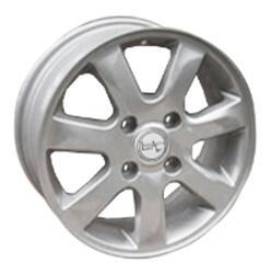 Автомобильный диск Литой LegeArtis GM55 6,5x15 4/100 ET 40 DIA 56,6 Sil