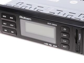 Автопроигрыватель Rolsen RCR-120G24