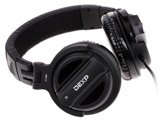 Наушники DEXP H-420