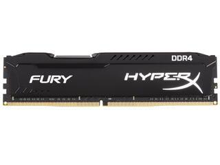 Оперативная память Kingston HyperX FURY Black Series [HX421C14FB/8] 8 Гб