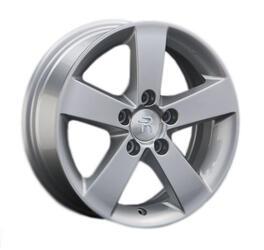 Автомобильный диск Литой Replay H19 6,5x16 5/114,3 ET 45 DIA 64,1 Sil