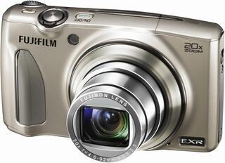 Цифровая камера FujiFilm FinePix F900EXR Gold