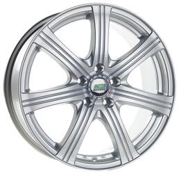 Автомобильный диск литой Nitro Y3160 7x17 5/114,3 ET 39 DIA 60,1 Sil