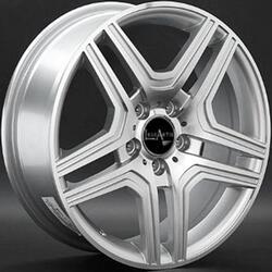 Автомобильный диск Литой LegeArtis MB67 8,5x18 5/112 ET 48 DIA 66,6 Sil