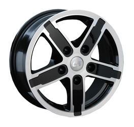 Автомобильный диск Литой LS 128 6,5x16 5/139,7 ET 40 DIA 98,5 BKF