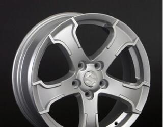 Автомобильный диск литой Replay SZ6 6,5x16 5/114,3 ET 50 DIA 57,1 Sil