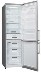 Холодильник LG GA-B499BAKZ Стальной