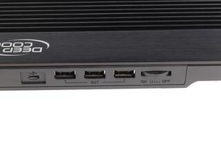 Подставка для ноутбука DEEPCOOL N9 черный