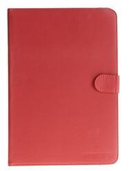 """Чехол-книжка для планшета универсальный 10""""  красный"""