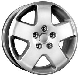 Автомобильный диск Литой K&K Симакс 6x15 5/108 ET 52,5 DIA 63,4