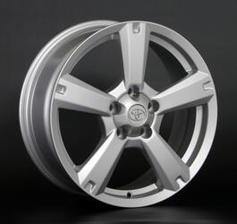 Автомобильный диск литой Replay TY28 7x17 5/114,3 ET 39 DIA 60,1 Sil