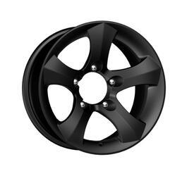 Автомобильный диск литой K&K Айсберг 8x16 5/139,7 ET -10 DIA 110,1 МЭТ