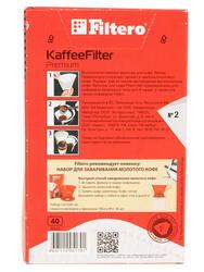 Одноразовые фильтры Filtero Premium №2