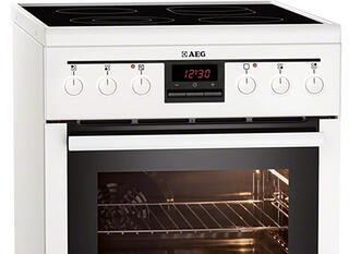 Электрическая плита AEG 47055VD-WN белый