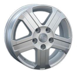 Автомобильный диск Литой Replay CI34 6x16 5/130 ET 68 DIA 78,1 Sil